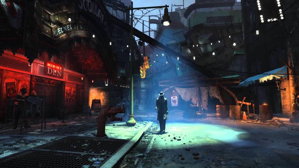 Fallout 4 Man
