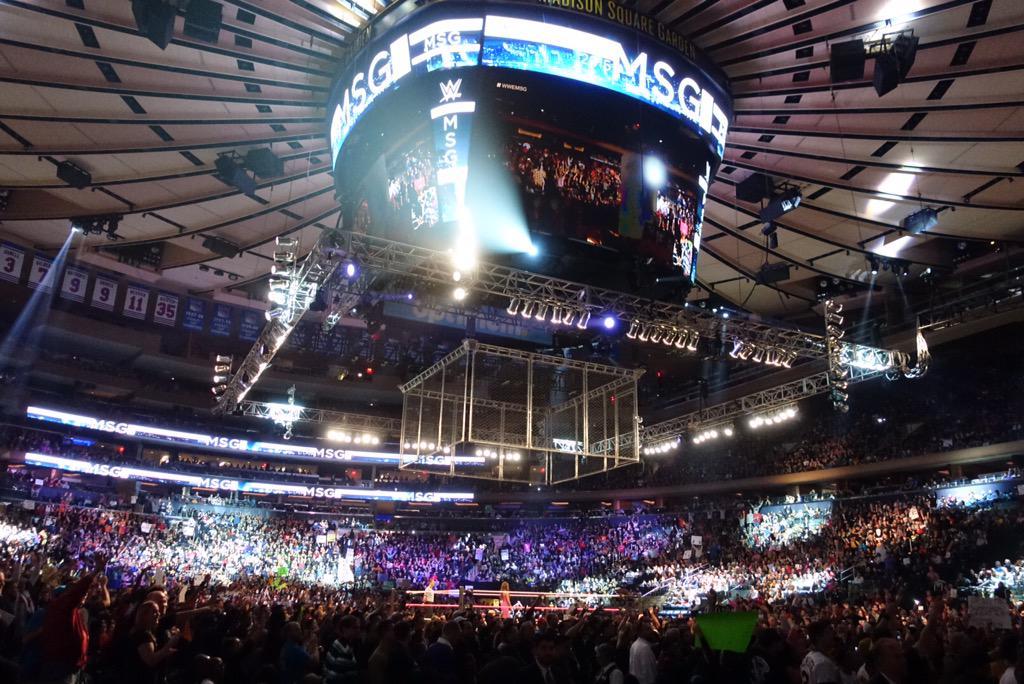Image Gallery Madison Square Garden Wrestlemania